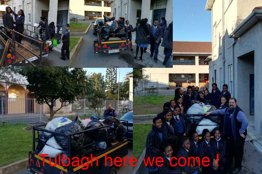 OUTREACH Outreach to those less fortunate