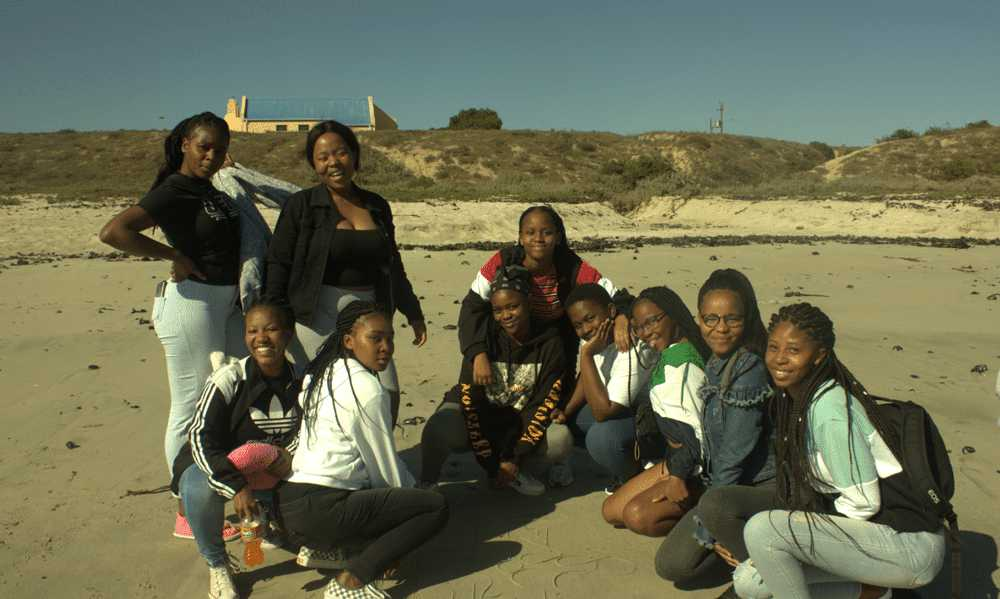 EXCURSIONS Outing to the  sea Grade 12 2019